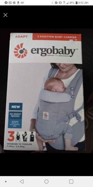 Ergobaby 3 way carrier for Sale in Lititz, PA