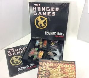 The Hunger Games: Training Days Strategy Board Game for Sale in Mount Laurel, NJ