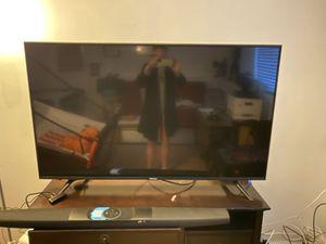 """55"""" Hisense 4K TV for Sale in Vicksburg, MI"""