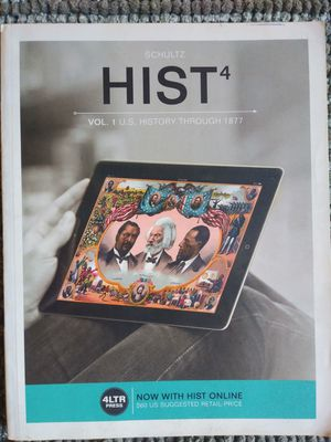HIST4 History Volume 1 for Sale in Chico, CA