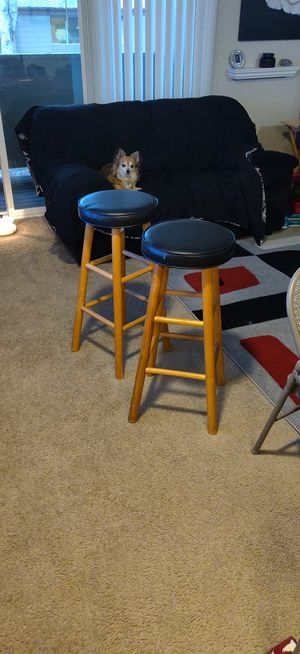 2 bar stools for Sale in Vancouver, WA