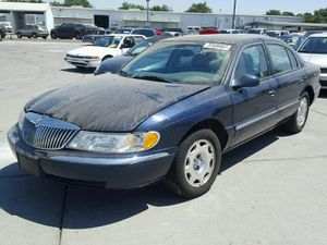 2001 LINCOLN CONTINENTA PARTING OUT CALL TODAY! for Sale in Rancho Cordova, CA