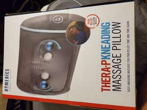 Homedics massage pillow for Sale in York, PA