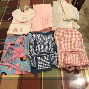 Baby Bibs Paint Cover Aprons Large Cloth for Sale in Taunton, MA