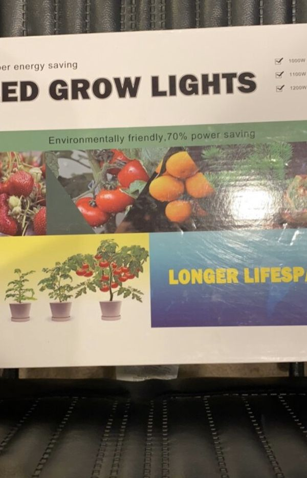 LED GROW LIGHTS 1000watt