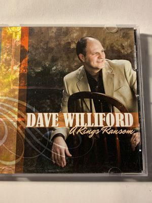Dave Williford - A King Ransom cd for Sale in Highland, IL