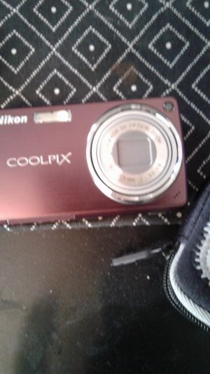 Coolpix Digital Camera for Sale in Seattle, WA