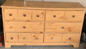Dresser for sale for Sale in Sanger, CA