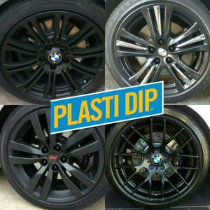 I Black Out Your Rims Plasti Dipping Service for Sale in Lutherville-Timonium, MD