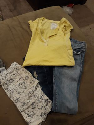 Kid girls size 12 lot Abercrombie for Sale in Tacoma, WA