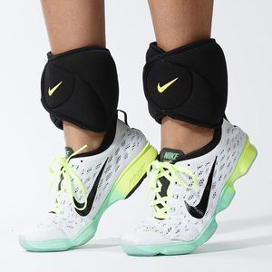 New in Box Nike 2.5lb / 5lb Ankle & 1lb Wrist Weights Black/Volt Bundle/Lot for Sale in San Francisco, CA