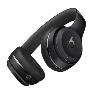 Black Matte Beats by Dre Solo3 Wireless Headphones Save $125 off $299 retail price for Sale in Raleigh, NC