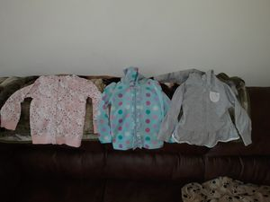 3 girls size 3T jackets for Sale in Lancaster, PA