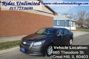 2013 Chevrolet Malibu for Sale in Crest Hill, IL