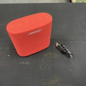Bose Soundlink Color II Bluetooth Speaker for Sale in Newport News, VA