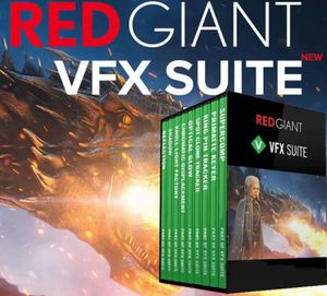 Red Giant VFX Suite for Sale in San Francisco, CA