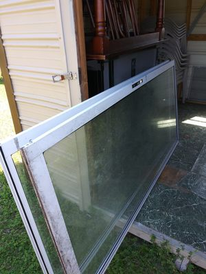6 foot opening mobile home sliding doors with frame for Sale in Anthony, FL