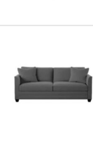 Brand new gray couch- never used- no low ballers don't waste my time for Sale in Riverside, CA