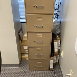 File Cabinet Office Furniture for Sale in Houston, TX