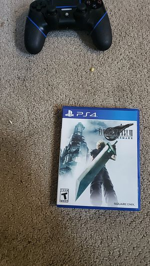 Final fantasy 7 ps4 remake for Sale in West Linn, OR
