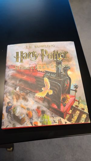 Harry Potter and the Sorcerer's Stone for Sale in Puyallup, WA