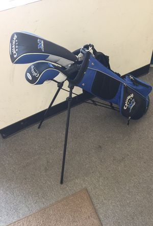 Callaway set of junior golf clubs for Sale in Millcreek, UT
