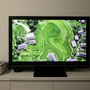 "50"" Panasonic Plasma TV for Sale in Washington, DC"