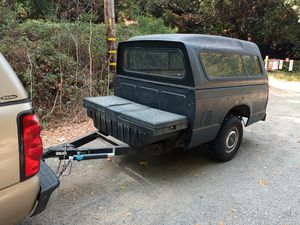 Camper trailer truck bed for Sale in Oakland, CA