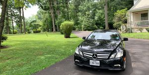 2010 Mercedes e550 Coupe for Sale in Greenbelt, MD