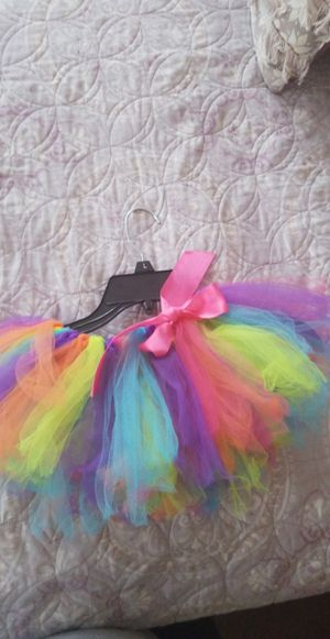 Rainbow Tutu for Sale in Santa Ana, CA