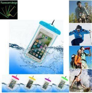 Cellphone waterproof pouch new for Sale in Wichita, KS