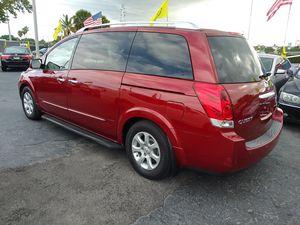 2008 nissan quest minivan runs super 140000 miles CHEAP! NO CREDIT CHECK FINANCING for Sale in Miami, FL