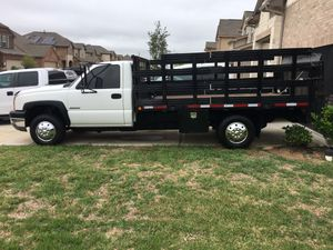 2005 Chevy 1 ton flatbed for Sale in Katy, TX