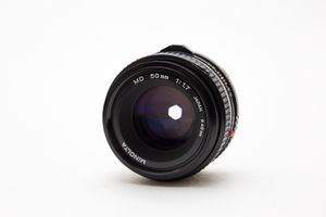 Minolta MD 50mm f/1.7 Lens! for Sale in Chula Vista, CA