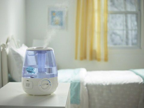 New Vick's cool humidifier