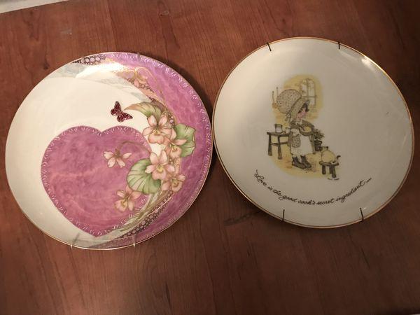 Precious Moments and Misc. Collectors Plates