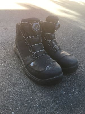 Red wings work boots for Sale in Newark, CA