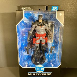 McFarlane DC Multiverse Flashpoint Batman Thomas Wayne Target Exclusive for Sale in Boca Raton, FL