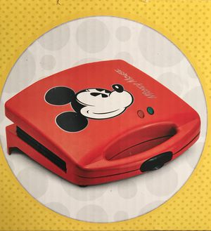 Mickey Mouse Sandwich Crafter New in Box for Sale in West Deptford, NJ