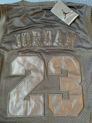 Michael Jordan Jersey L (check my other jerseys) for Sale in Hoffman Estates, IL