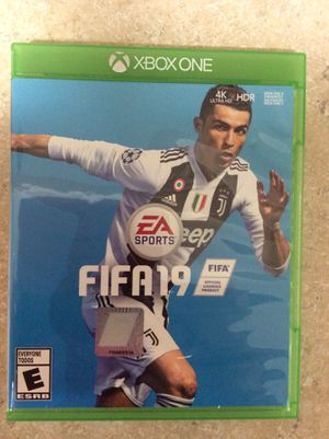 NEW FIFA 19 - OPEN BOX ONLY $ 30 for Sale in Gaithersburg, MD