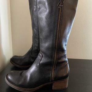 Lucky Brand | Women's Tall Leather Boots | Size 8.5 for Sale in Arlington, VA