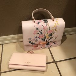 Ted Baker Handbag And Matching Wallet for Sale in Redmond,  WA