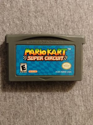 Mario Kart Super Circuit for Sale in Anaheim, CA