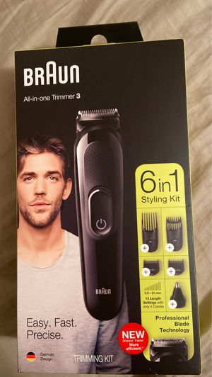 Men's trimming kit for Sale in Glendale, AZ