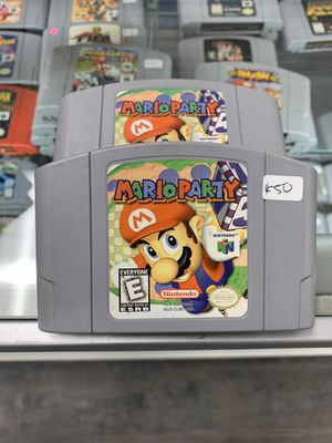 Mario party $50 Gamehogs 11am-7pm for Sale in East Los Angeles, CA