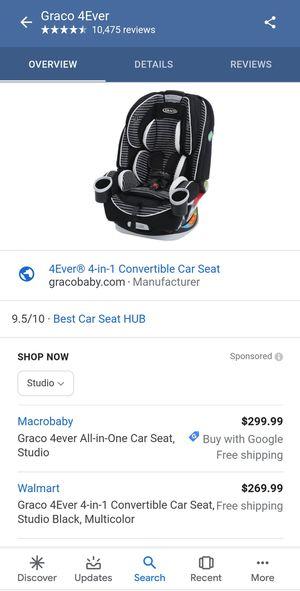 Brand New Graco 4Ever 4 in 1 for Sale in Farina, IL