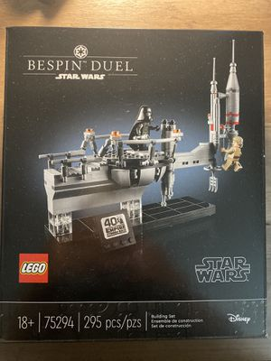 LEGO Star Wars Bespin Duel for Sale in Naperville, IL