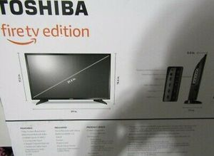 Toshiba 32LF221U19 32-inch 720p HD Smart LED TV - Fire TV Edition for Sale in Lake Worth, FL