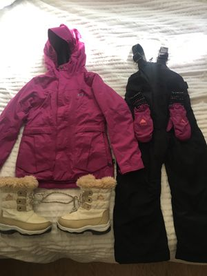 Ski clothing for kids for Sale in Anaheim, CA